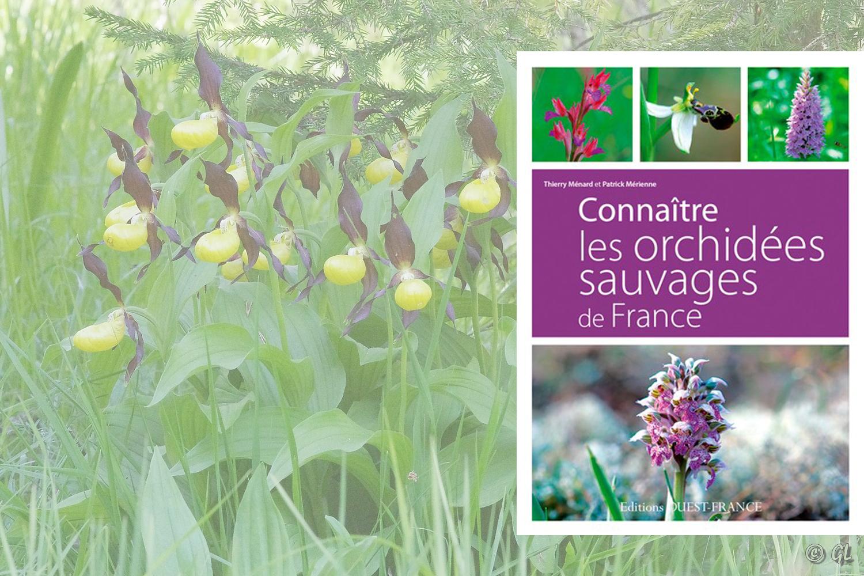 Connaître les orchidées sauvages, éditions Ouest France