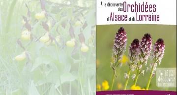 Vient de Paraître : A la découverte des orchidées sauvages d'Alsace et de Lorraine
