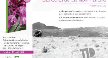 Orchidées des Côtes de Clermont-Ferrand
