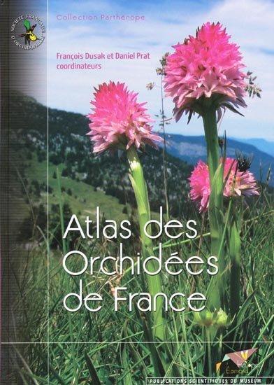 Atlas des Orchidées de France