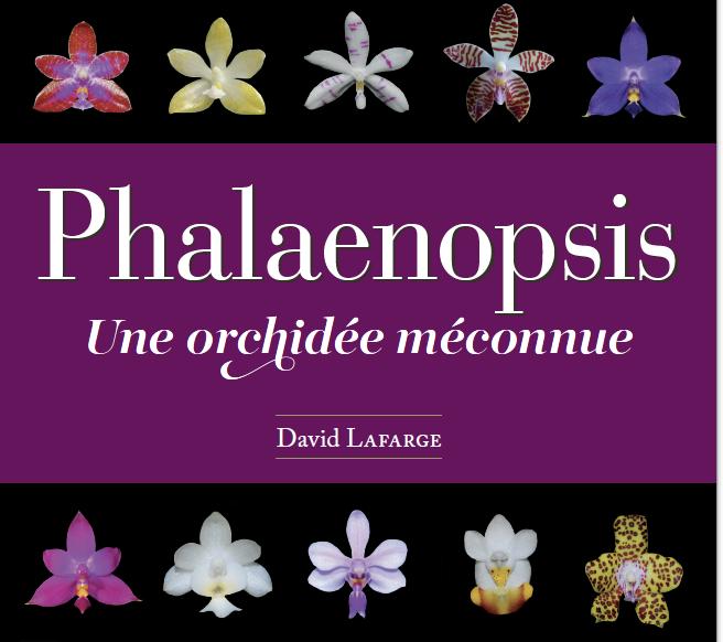 Phalaenopsis, un livre en français !