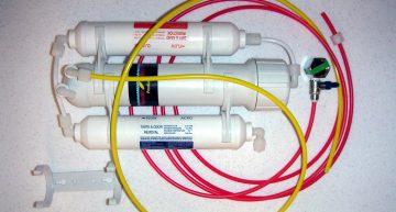 Un osmoseur pour l'eau d'arrosage des orchidées – partie 1