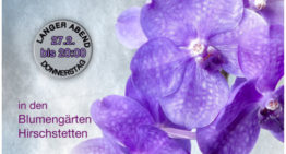 Internationale Orchideenschau 22 fev. – 01 Mars 2020